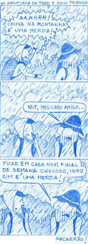 Desenho por Márcio A. F.Grochocki.