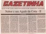 Gazetinha - parte II