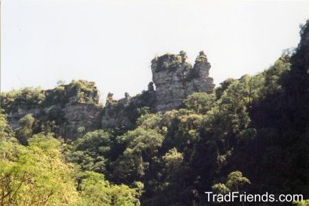 Morro Cabeça de Lobo
