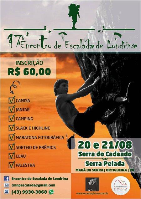 Encontro de Escalada de Londrina